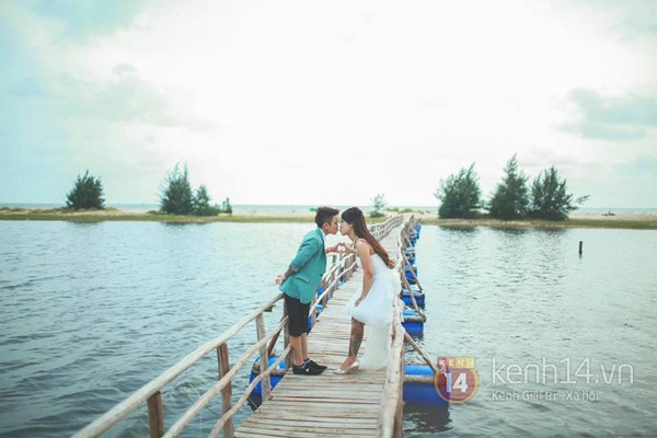 Cặp đôi đồng tính nữ ở Sài Gòn hạnh phúc trong ngày cưới 1417508962_11