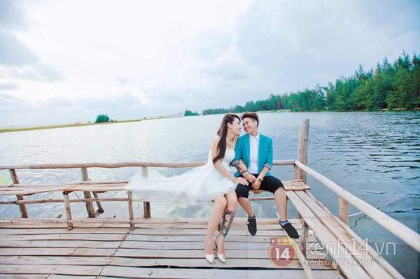 Cặp đôi đồng tính nữ ở Sài Gòn hạnh phúc trong ngày cưới 1417508964_13