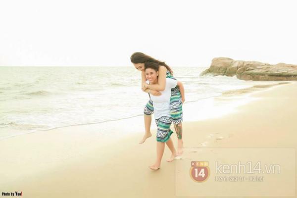 Cặp đôi đồng tính nữ ở Sài Gòn hạnh phúc trong ngày cưới 1417508967_17