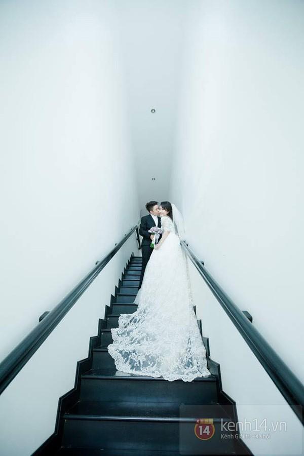 Cặp đôi đồng tính nữ ở Sài Gòn hạnh phúc trong ngày cưới 1417508967_20