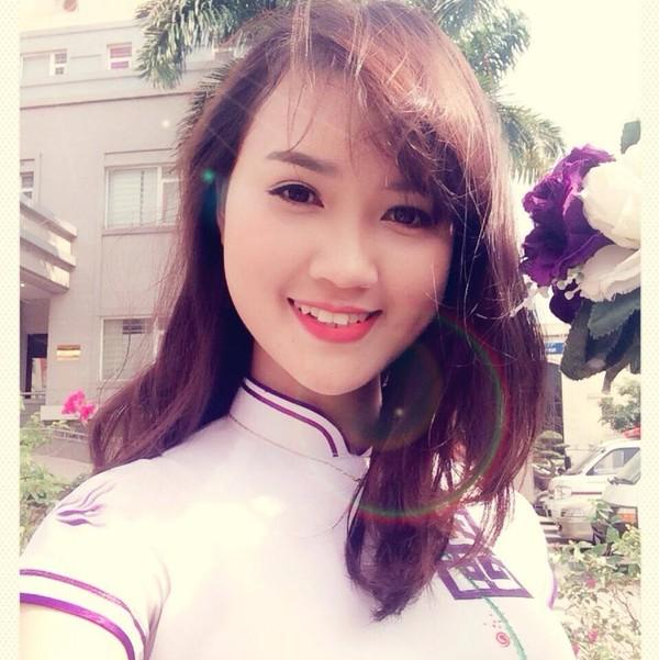 Loạt ảnh kỷ yếu, tốt nghiệp xinh ngất ngây của hot girl các trường Đại Học 1417752548_4