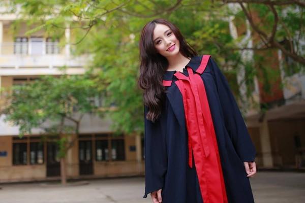Loạt ảnh kỷ yếu, tốt nghiệp xinh ngất ngây của hot girl các trường Đại Học 1417752553_8