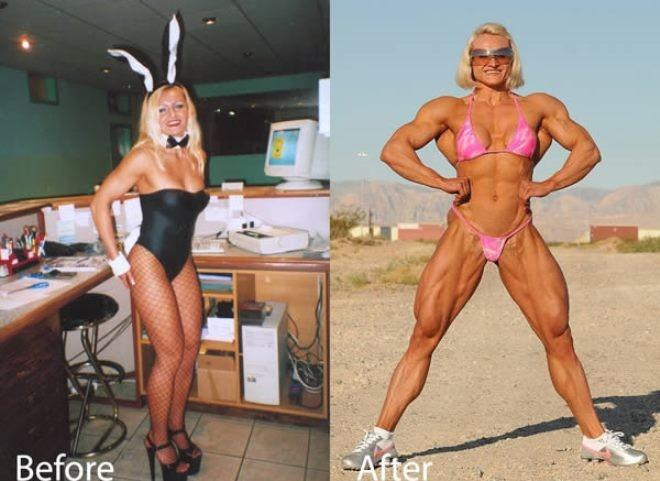 7 cô gái có cơ bắp cuồn cuộn vượt quá sức tưởng tượng 1417824571_7