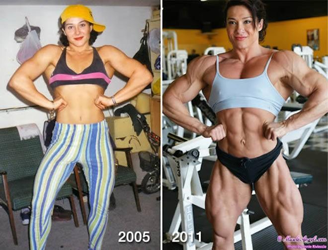 7 cô gái có cơ bắp cuồn cuộn vượt quá sức tưởng tượng 1417824573_11