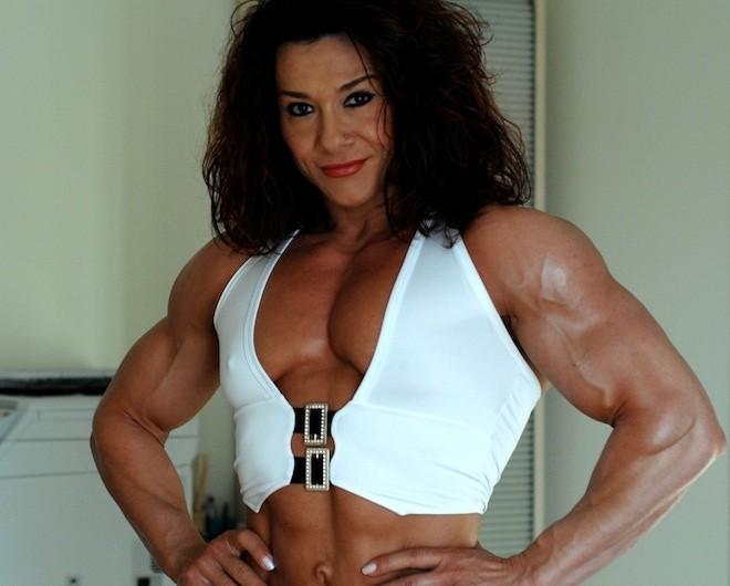 7 cô gái có cơ bắp cuồn cuộn vượt quá sức tưởng tượng 1417824575_12