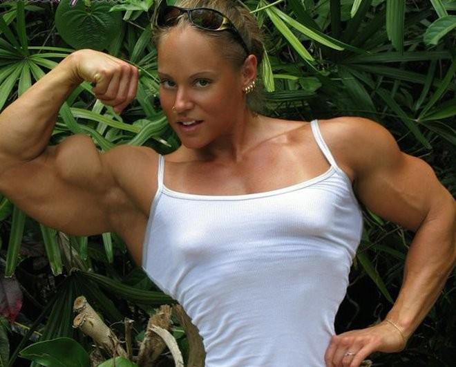 7 cô gái có cơ bắp cuồn cuộn vượt quá sức tưởng tượng 1417824576_14