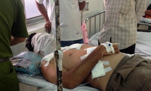 Cảnh giác: Một đại gia bị tạt axít khi đang ăn sáng 1418215498_1