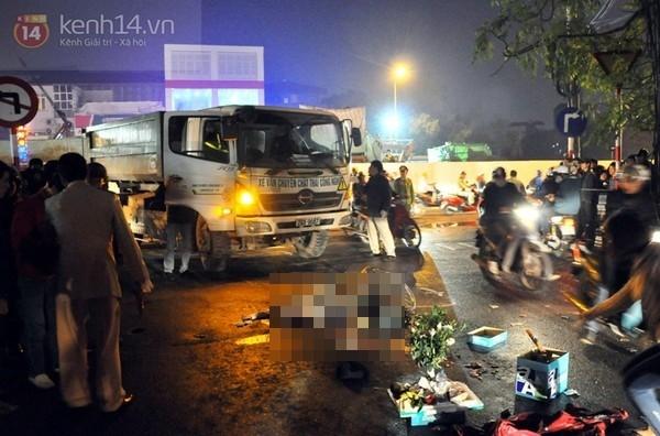 Cư dân mạng đau xót trước vụ việc học sinh lớp 6 bị xe chở rác cán tử vong 1418257959_11