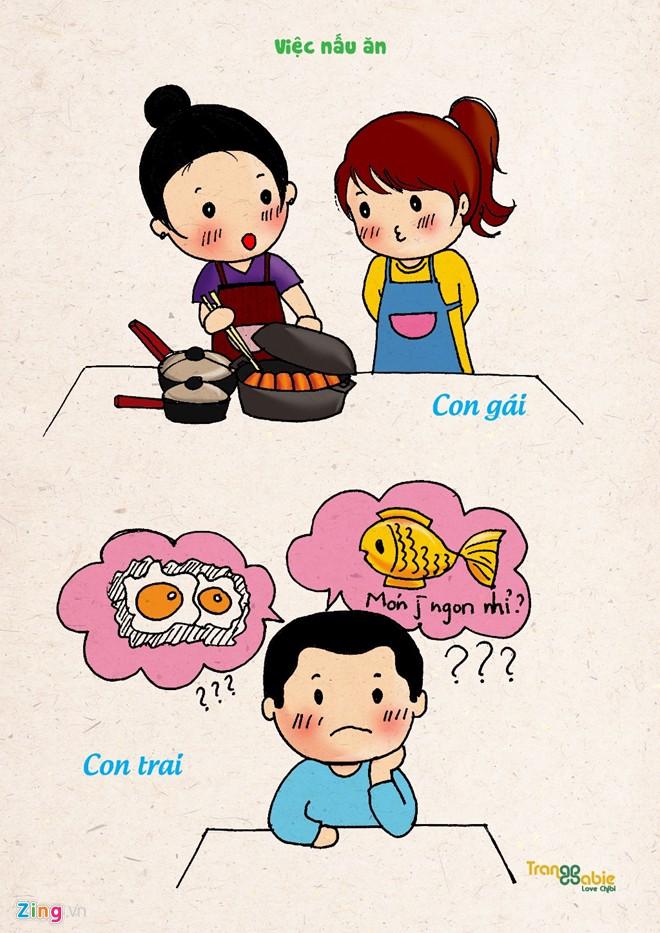 Truyện tranh tình cảm: Sự khác biệt giữa con gái và con trai trước khi kết hôn 1418295226_3
