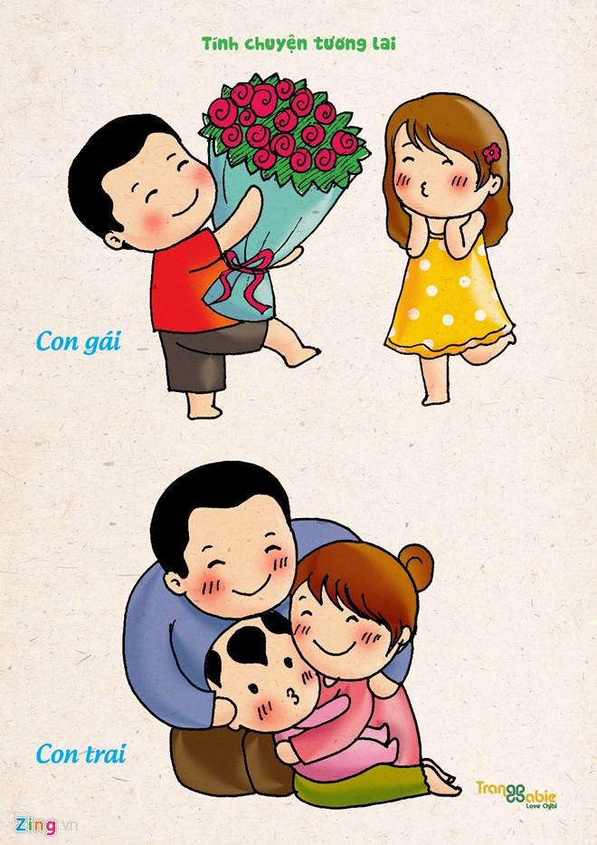 Truyện tranh tình cảm: Sự khác biệt giữa con gái và con trai trước khi kết hôn 1418295227_7