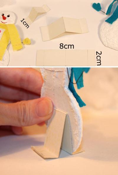 Handmade: Làm khung tranh 3D treo cho mùa Giáng sinh 1418351271_10
