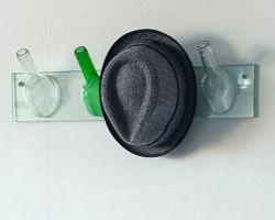 Бутылки в интерьере Primenenie-stekly%D0%B0nnyx-butyl%D0%BEk-9