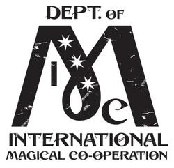 Τμήμα Διεθνούς Μαγικής Συνεργασίας 416742754