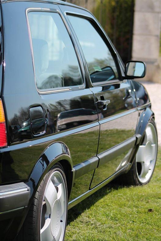 [golf 2] Mk2 RA finition GL... Swap TDI AFN Image