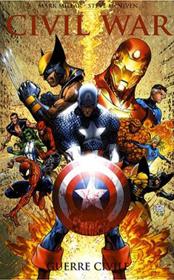 BD - Guerre civile chez les super-héros 1227276301
