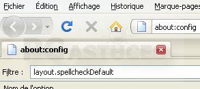 Corriger ses fautes d'orthographe dans Firefox 1227998915