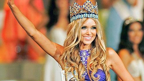 La nouvelle Miss Monde est russe 1229211276
