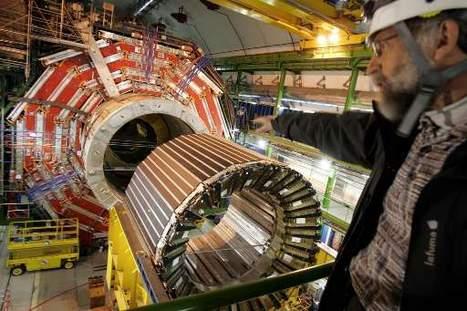 """Le LHC """"saboté depuis le futur"""" 1256074530"""