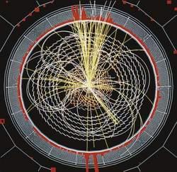 """Le LHC """"saboté depuis le futur"""" 1256074555"""