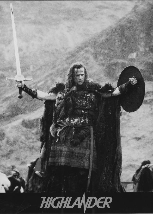 Highlander I, II, III, IV, V Highlander2