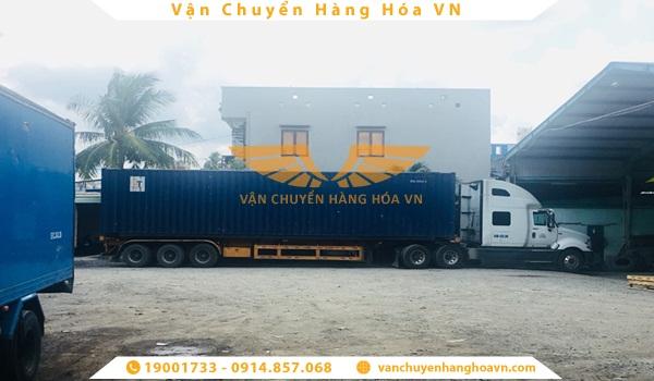 Tìm đơn vị vận chuyển hàng bằng container giá rẻ Vanchuyenhangbangcontainerduongbo2