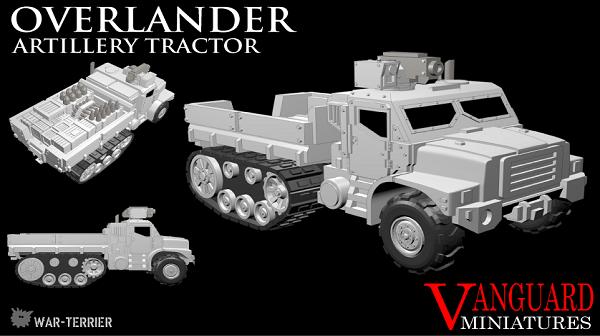 [Vanguard miniatures] VN3