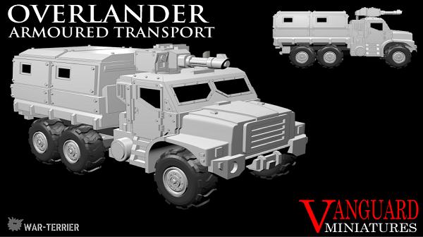 [Vanguard miniatures] VN4