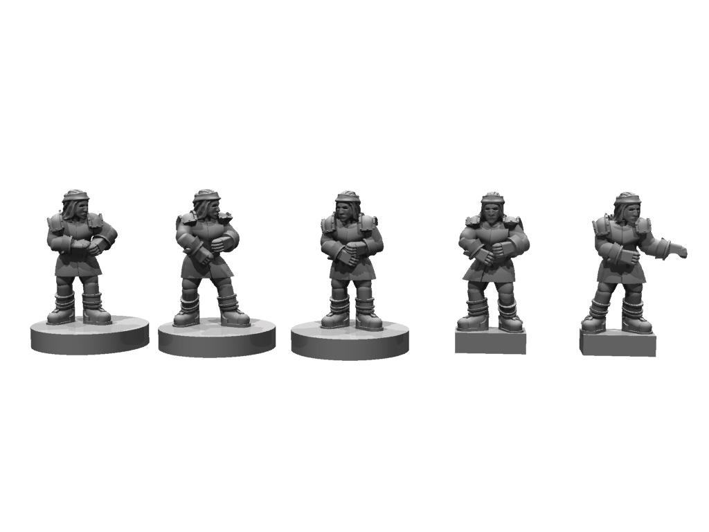 [Vanguard miniatures] - Page 2 Novan-desert-artillery-crew