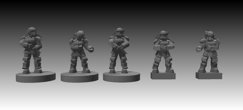 [Vanguard miniatures] - Page 2 Novan-royal-marines-artillery-crew