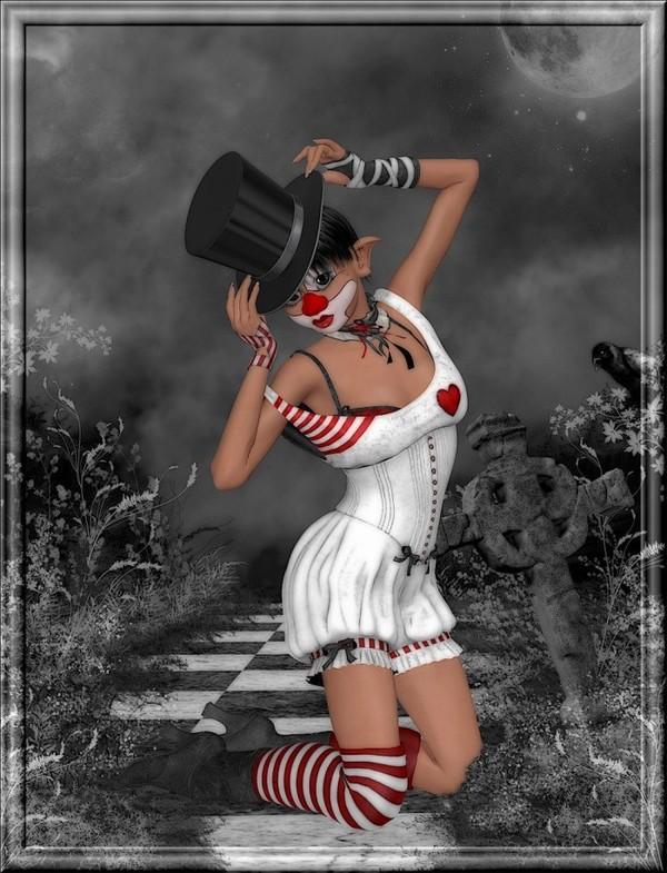 Les clowns  4bc217ee