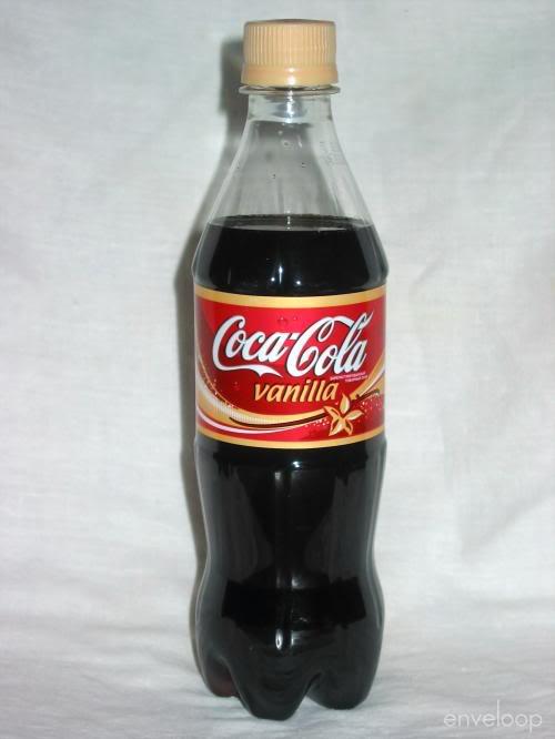 Sodas et jus de fruits coup de coeur Vanilla_coke