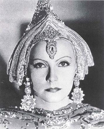 Mata Hari danseuse espionne Gretagarbo3