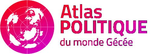 Atlas du comité de politique - 8 nouvelles carte (organisation et relations entre états). Logo_Atlas