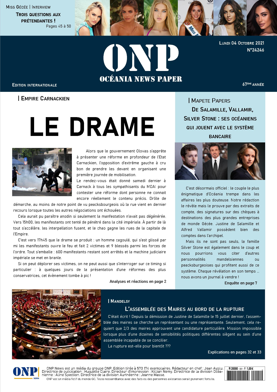 ONP - Open N°375 du 18 octobre 2021 - Page 20 ONPNews24246