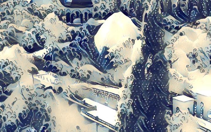 Exposition Universelle 2019 - Clôture de l'exposition - Page 37 Surrealism_-_parc_de_glace