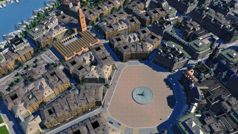 Redécouverte de Londino (Rénovation du Bosphoros) ! - Page 5 Londino_grande_place_1