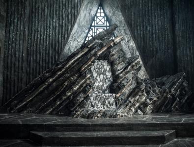 Religion : culte d'Ægir 395px-Tronedegres