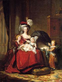 María Antonieta, la trágica reina de Francia 1342458043