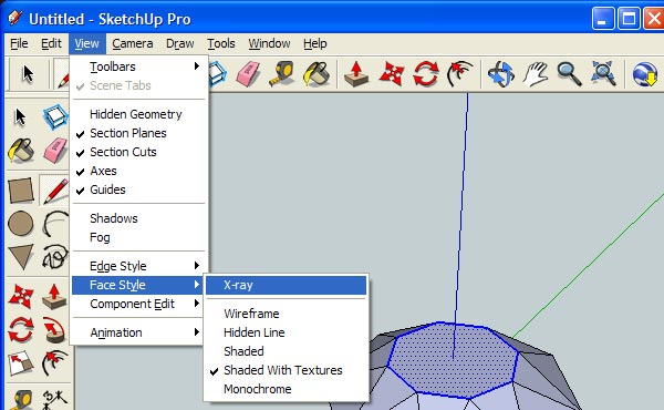 How to Create 3D Gemstones Using Adobe Illustrator and Google Sketchup 10