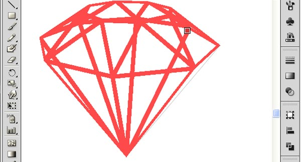How to Create 3D Gemstones Using Adobe Illustrator and Google Sketchup 28