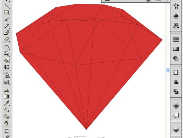 How to Create 3D Gemstones Using Adobe Illustrator and Google Sketchup 29