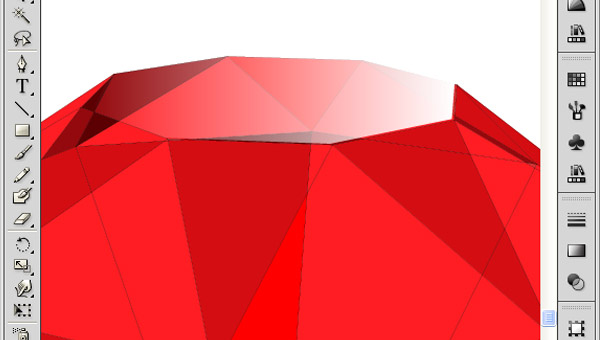 How to Create 3D Gemstones Using Adobe Illustrator and Google Sketchup 35
