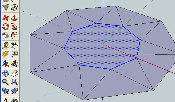 How to Create 3D Gemstones Using Adobe Illustrator and Google Sketchup 8