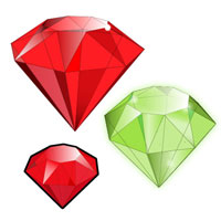 How to Create 3D Gemstones Using Adobe Illustrator and Google Sketchup Preview