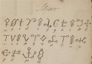 Все рунные знаки с 1-ого века н. э.(благодарность starfoks) S1029989
