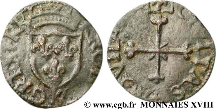 Imitation liard du dauphiné de Henri III V18_1151