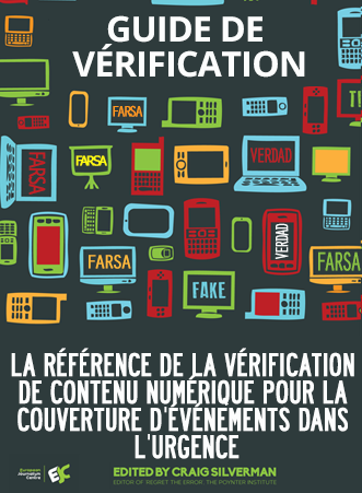 Le « Guide de Vérification »,une nouvelle ressource d'information et d'aide Book-cover