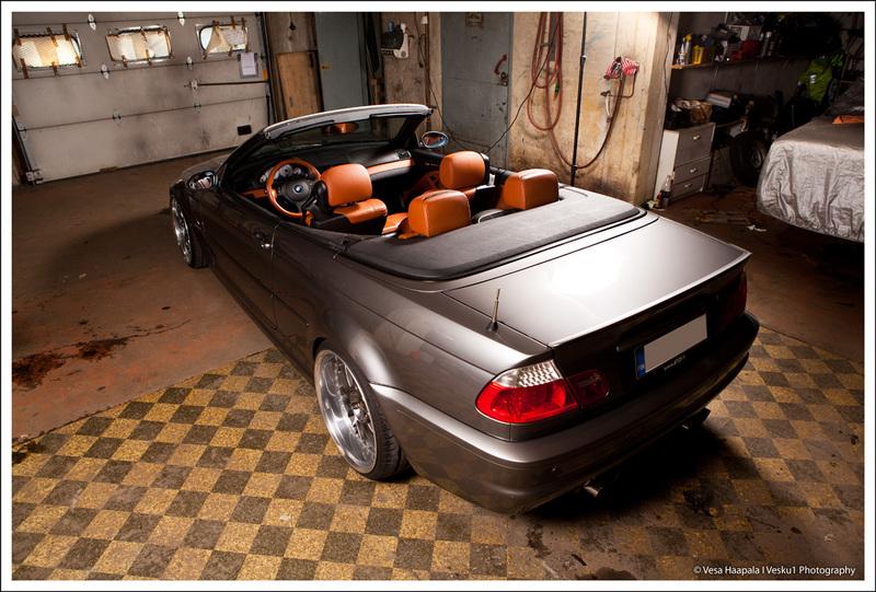 BMW E46 M3 Individual Cabrio - Sivu 3 _small