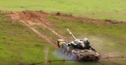 Azerbaijan vs Armenia [Nagorno-Karabakh conflict] - Page 18 Tank