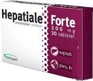 Гепатопротектор  Hepatiale Forte Hepat_pac-mini